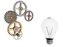 Het creëren van Ideeën Stock Afbeeldingen