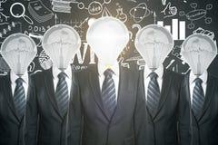 Het creatieve Concept van het Idee Stock Fotografie
