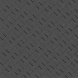 Het creatieve patroon van het vormontwerp Stock Fotografie