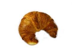 Het crocant croissant Royalty-vrije Stock Fotografie
