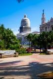 Het Cubaanse Capitool stock foto's