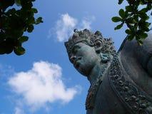 Het Culturele Park van Wisnu Kencana van Garuda Stock Afbeeldingen