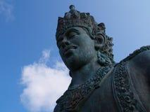 Het Culturele Park van Wisnu Kencana van Garuda Stock Fotografie