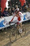 Het cyclo-dwars Kampioenschap van de Wereld stock afbeeldingen