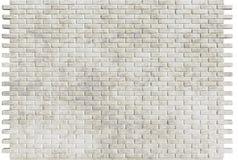 het 3d Steen kunstmatige oude muur 3D teruggeven vector illustratie
