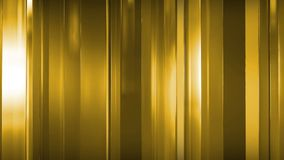 het 3D teruggeven van abstracte dunne glaspanelen in ruimte De Comités glanzen en wijzen op elkaar Royalty-vrije Stock Afbeelding