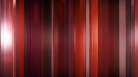 het 3D teruggeven van abstracte dunne glaspanelen in ruimte De Comités glanzen en wijzen op elkaar Stock Foto's