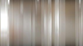 het 3D teruggeven van abstracte dunne glaspanelen in ruimte De Comités glanzen en wijzen op elkaar Royalty-vrije Stock Foto