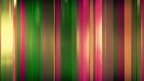 het 3D teruggeven van abstracte dunne glaspanelen in ruimte De Comités glanzen en wijzen op elkaar Stock Foto