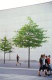 Het dagelijkse leven in Berlijn Royalty-vrije Stock Afbeeldingen