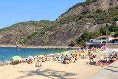 Het dagelijkse leven in Rio de Janeiro Royalty-vrije Stock Fotografie