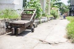 Het dagelijkse leven van Filipijners in de stad Filippijnen van Cebu Royalty-vrije Stock Foto