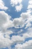 Het daglicht van de hemel Natuurlijke hemelsamenstelling Royalty-vrije Stock Afbeelding