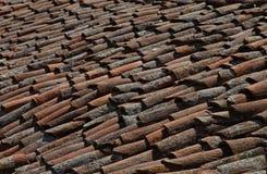 Het dak Stock Foto's