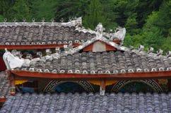 Het dak stock fotografie