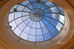 Het dak van de koepel royalty-vrije stock foto