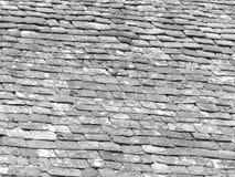 Het dak van de leitegel royalty-vrije stock afbeeldingen