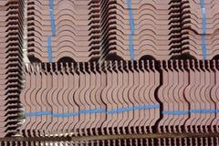 Het dak van de tegel Royalty-vrije Stock Fotografie