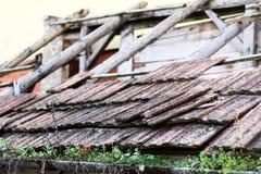 Het dak van de tegel Royalty-vrije Stock Foto