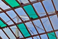 Het Dak van het glas Stock Foto's