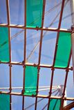 Het Dak van het glas Royalty-vrije Stock Foto