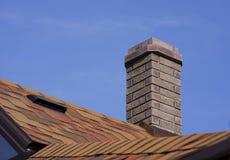 Het dak van het huis Royalty-vrije Stock Afbeeldingen