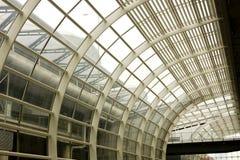 Het dak van het staal Stock Afbeelding