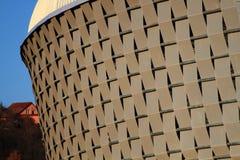 Het dak van het stadion Royalty-vrije Stock Foto's