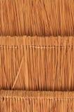 Het Dak van het vetiveria zizanoïdesgras Stock Afbeeldingen