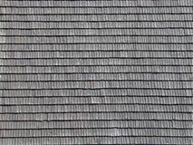 Het dakpatroon van Shingled Stock Foto