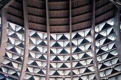 Het Dakraam van het koepeldak stock afbeelding