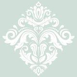 Het damast oriënteert Patroon Royalty-vrije Stock Afbeeldingen