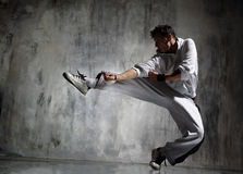 Het dansen Stock Foto
