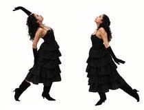 Het dansen Royalty-vrije Stock Foto