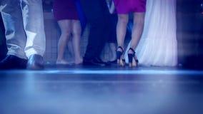 Het dansen stock videobeelden