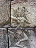 Het dansen Devi Royalty-vrije Stock Afbeelding