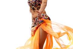 Het dansen dynamica Royalty-vrije Stock Fotografie