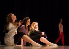 Het dansen schoonheid Royalty-vrije Stock Fotografie