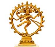 Het dansen Shiva Stock Foto