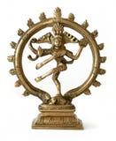 Het dansen shiva royalty-vrije stock foto