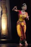 Het dansen van India Royalty-vrije Stock Foto's