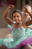 Het Dansen van kinderen Stock Afbeeldingen