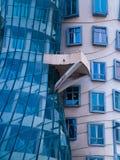 Het Dansende Huis van Praag Stock Foto