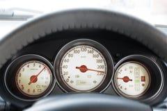 Het dashboard van de auto Stock Afbeeldingen
