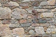 Het de bouwersart. van de steenmuur Stock Afbeelding