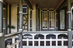 Het de Geheimzinnigheid van Winchester Huis Stock Foto