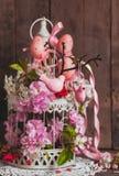 Het de lentedecor Stock Afbeelding