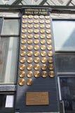 Het de muurart. van de Holclub Stock Afbeelding
