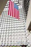 Het de Presidentiële Bibliotheek en Museum van JFK stock foto