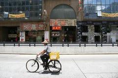 Het de straatleven van Azië Royalty-vrije Stock Foto's